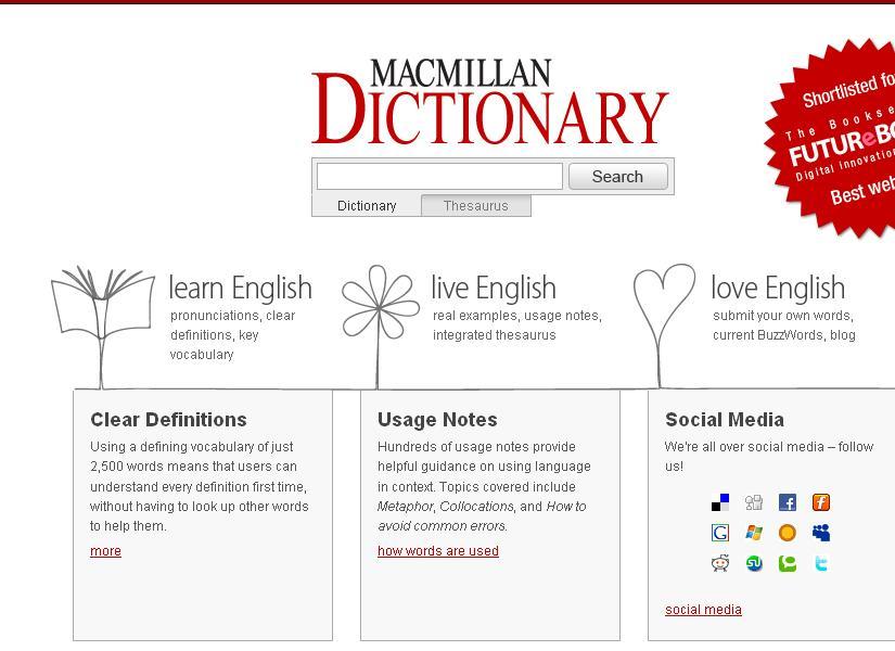 thesaurus online engli...