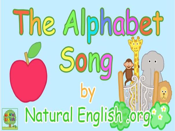 английский алфавит песня для детей скачать