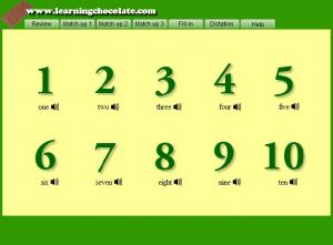 Arabic+Numbers+1+10 Arabic Numbers In English Numbers 1-10