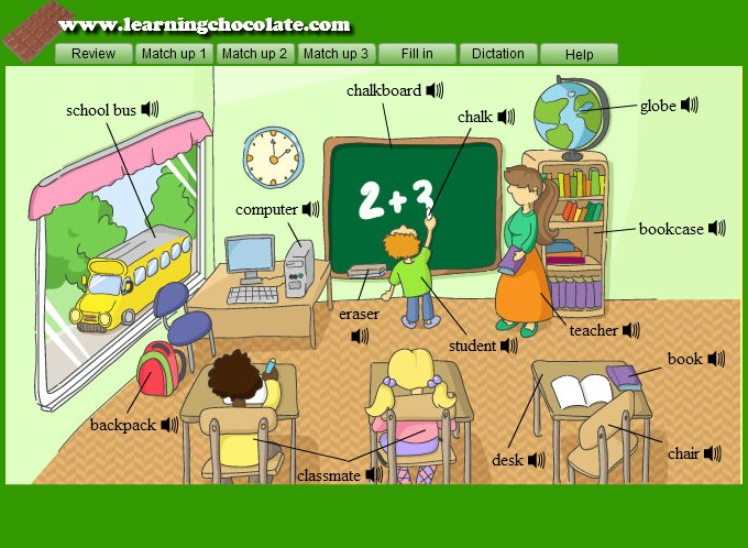vocabulary games for the classroom pdf