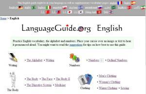 www language guide org english