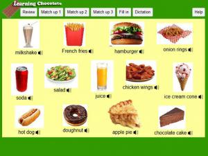 English guide fast food forumfinder Choice Image