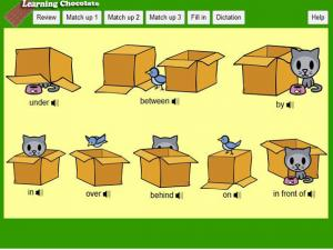 Printables Pic On Preposition english guide org prepositions of place