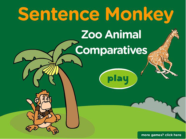 Zoo Animal Comparatives English Guide Org